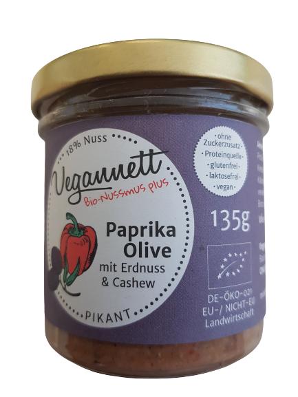 Vegannett Paprika Olive
