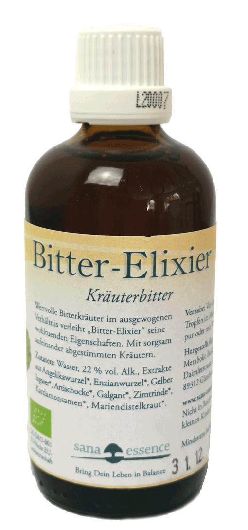 Bio Bitter Elixier 100 ml