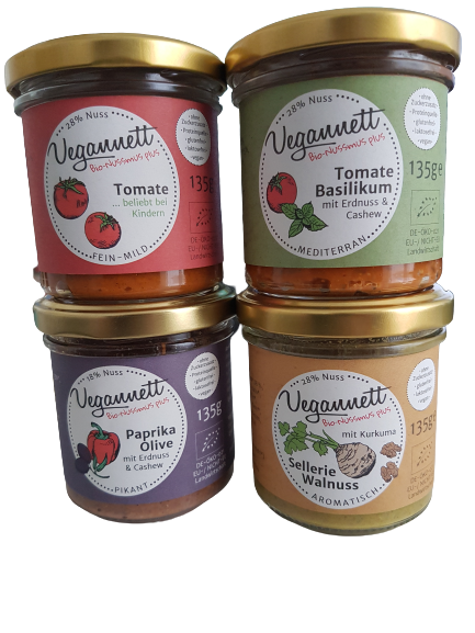 Veganett Quartett
