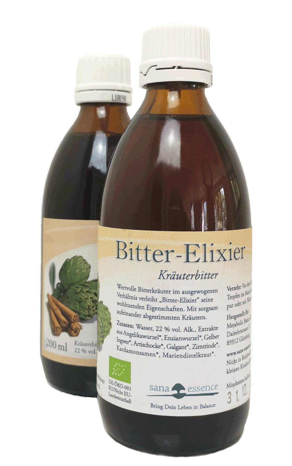 Bio Bitter Elixier 200 ml