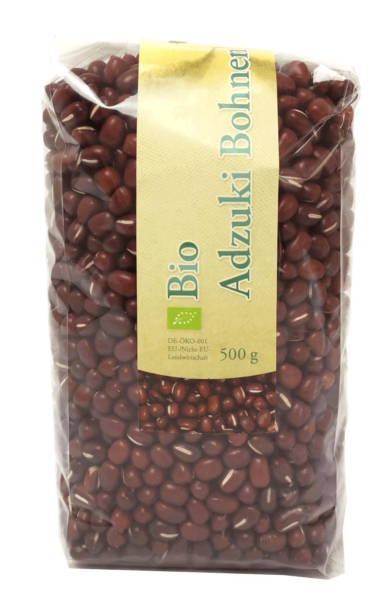 Bio Adzuki Bohnen
