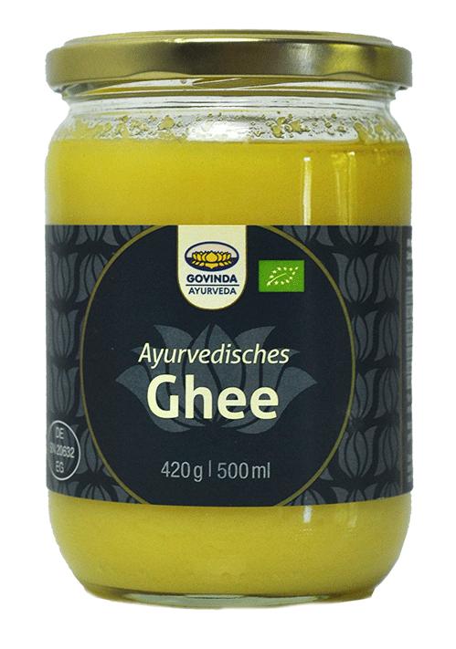 Bio-Ghee Ayurvedisches   (Butterfett)
