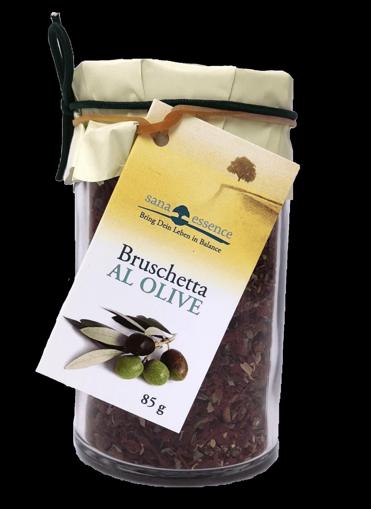 Bruschetta Al Olive